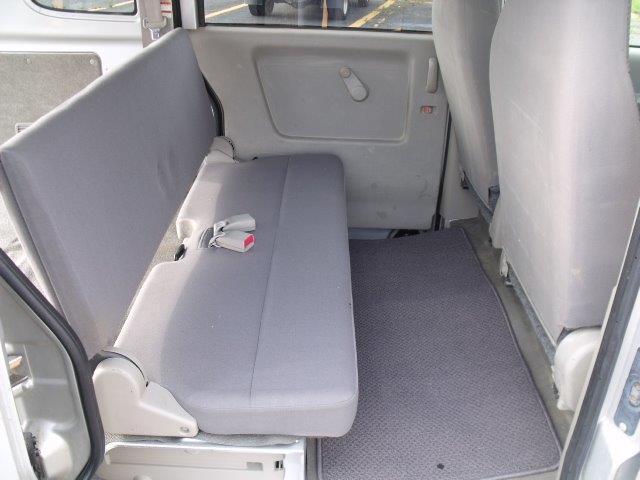 マツダ スクラム PC 4WD オートマ エアコン パワステ 両側スライドドア