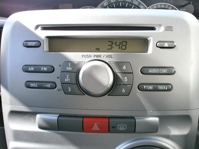 ダイハツ タント カスタムRS ターボ キーレス 片側電動スライドドア CD
