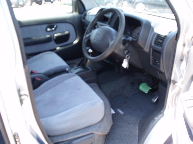 スズキ エブリイワゴン ジョイポップ 4WD エアコン パワステ 両側スライドドア