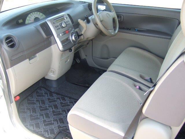 ダイハツ タント X 4WD キーレス 片側スライドドア ABS