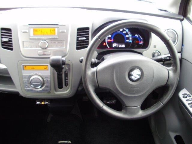 スズキ ワゴンR FXリミテッド 4WD プッシュスタート シートヒーター