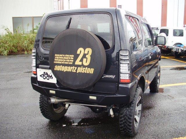 スズキ ジムニー クロスアドベンチャーXC 4WD リフトアップ HID