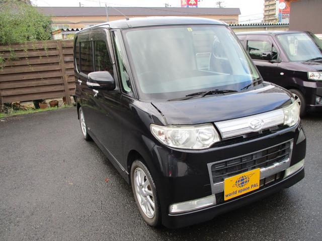 「ダイハツ」「タント」「コンパクトカー」「鳥取県」の中古車4