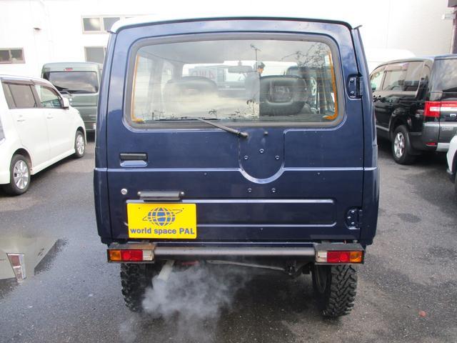 ワイルドウインド 4WD AT リフトアップ(4枚目)