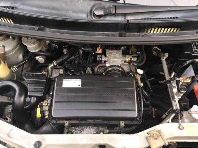エンジン等機関は問題なく快調です。タイミングベルトは交換して安心整備の上納車させてもらいます。