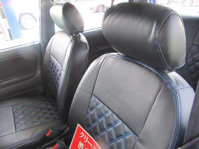 ダイハツ ミラジーノ ミニライトスペシャルリミテッド 新品シートカバー 1オーナー