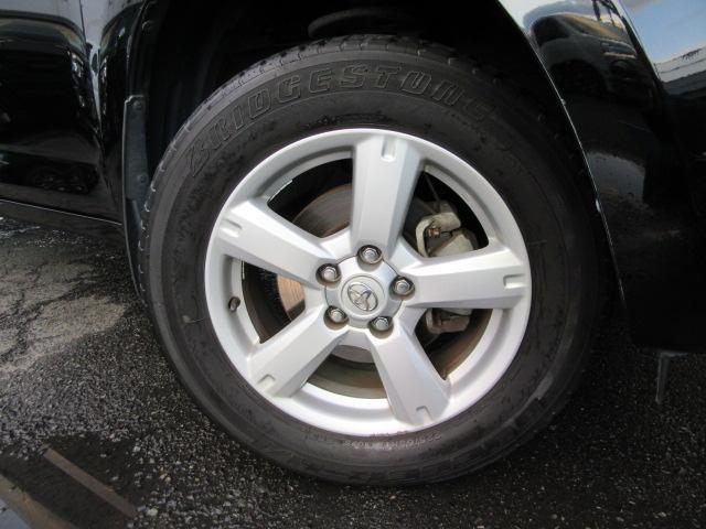 トヨタ RAV4 G HIDライト スマートキー HDDナビ 17インチAW
