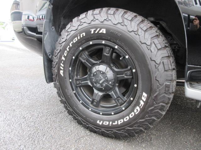 TX 4WD LED サンルーフ リフトアップ ツインナビ(9枚目)