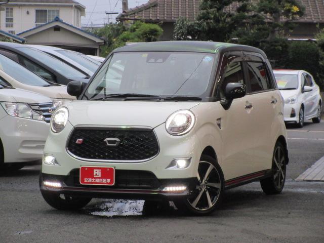 「ダイハツ」「キャスト」「コンパクトカー」「岡山県」の中古車4