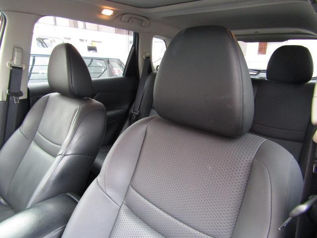 20XブラクエクストリーマXエマージェンシブレーキP /ルーフレール/切り替え式4WD/大型電動サンルーフ/メーカー純正SDナビ/フルセグ/Bluetooth/アラウンドビューモニター/オートLEDライト/Wシートヒーター/新車ワンオーナー/禁煙車/(35枚目)