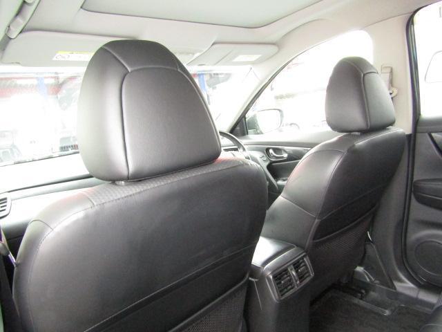 20XブラクエクストリーマXエマージェンシブレーキP /ルーフレール/切り替え式4WD/大型電動サンルーフ/メーカー純正SDナビ/フルセグ/Bluetooth/アラウンドビューモニター/オートLEDライト/Wシートヒーター/新車ワンオーナー/禁煙車/(41枚目)