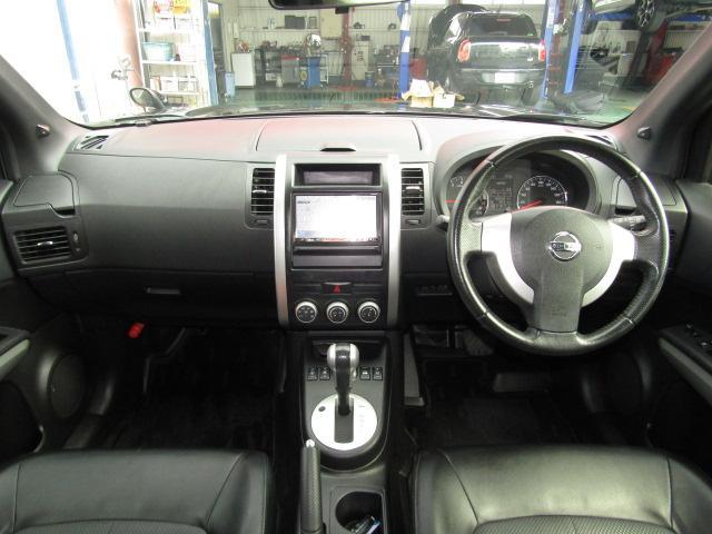 20Xt /4WD/ハイパールーフレール/全席シートヒーター/18インチAW/オートHIDライト/フォグ/純正SDナビ/フルセグ/Bluetooth/バックカメラ/ETC/自社工場1年保証/後期モデル/禁煙車/(25枚目)