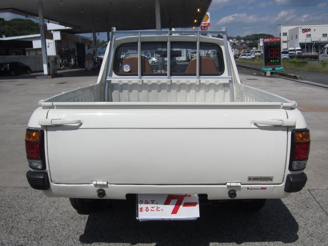 日産 サニートラック DX               4速MT アルミホイール