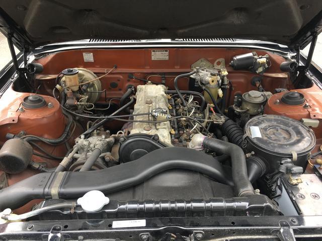 トヨタ マークII GL ディーゼル