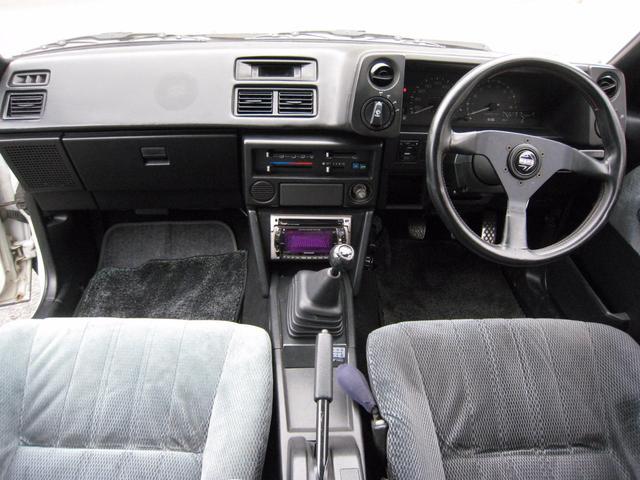 トヨタ カローラレビン GT APEX 5MT ワタナベ14インチホイール ETC