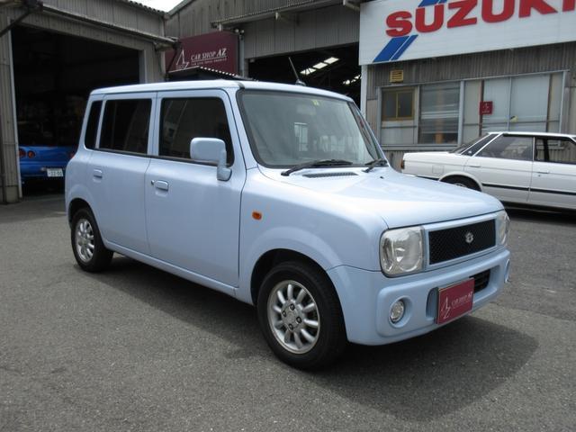 「スズキ」「アルトラパン」「軽自動車」「島根県」の中古車4