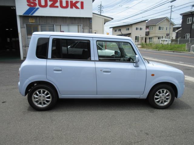 「スズキ」「アルトラパン」「軽自動車」「島根県」の中古車5
