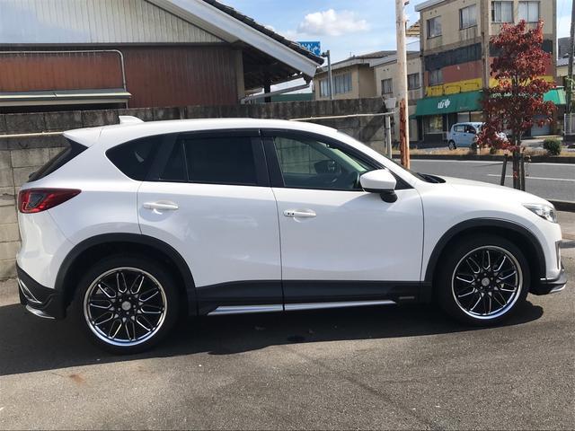 「マツダ」「CX-5」「SUV・クロカン」「岡山県」の中古車6