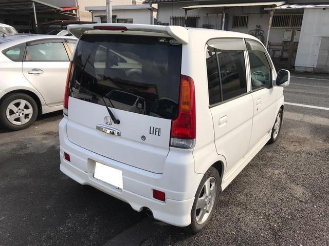 「ホンダ」「ライフ」「コンパクトカー」「岡山県」の中古車5