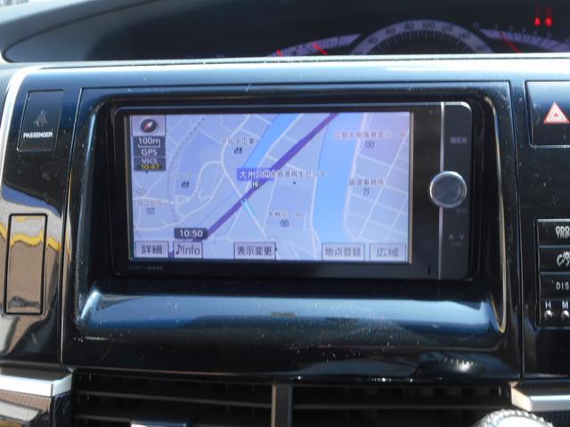 トヨタ エスティマ アエラス 両側電動 Mナビ バックカメラ
