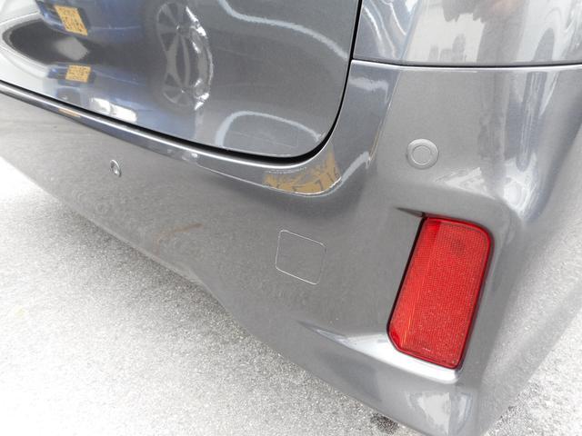 コーナーセンサー装備!音で障害物との距離をお知らせします!車輌感覚がわかりづらい車の運転にはうれしい装備ですね!!