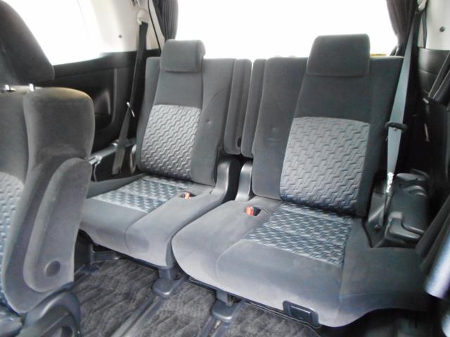 広々サードシート!ゆったりとしたサードシートで快適なドライブをお楽しみ下さい♪ルームクリーニング済みです☆