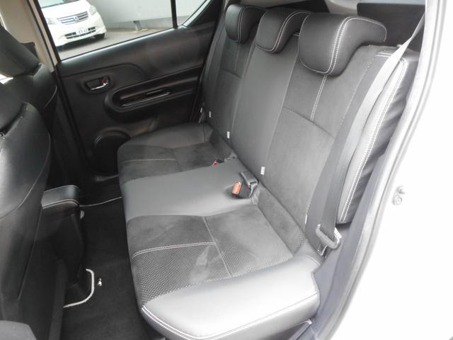 広々リアシート!ゆったりとしたリアシートで快適なドライブをお楽しみ下さい♪ルームクリーニング済みです☆