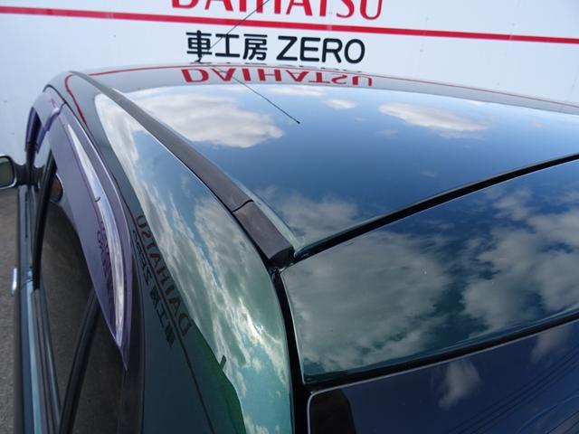 ジーノ オゾン消臭 除菌クリーニング仕上 ハーフレザー調ベージュシート ウッドハンドル キーレス 除菌 消臭 禁煙車(31枚目)