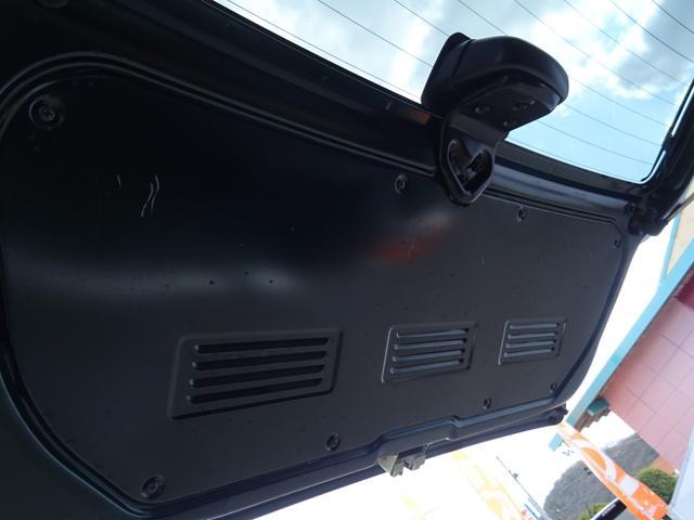 ジーノ オゾン消臭 除菌クリーニング仕上 ハーフレザー調ベージュシート ウッドハンドル キーレス 除菌 消臭 禁煙車(63枚目)