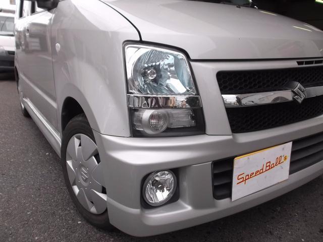 スズキ ワゴンR RR-Sリミテッド