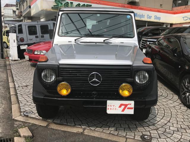 「メルセデスベンツ」「ゲレンデヴァーゲン」「SUV・クロカン」「広島県」の中古車2