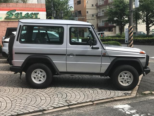 「メルセデスベンツ」「ゲレンデヴァーゲン」「SUV・クロカン」「広島県」の中古車4