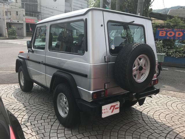 「メルセデスベンツ」「ゲレンデヴァーゲン」「SUV・クロカン」「広島県」の中古車5