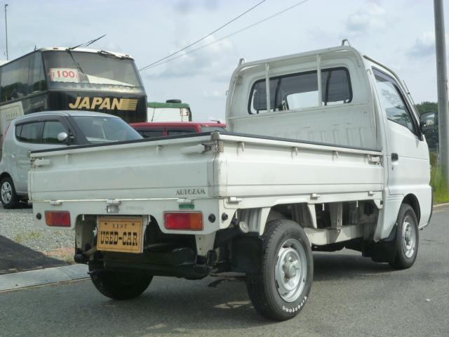 マツダ スクラムトラック オートマ ワンオーナー