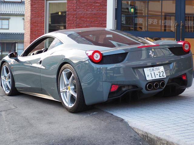 「フェラーリ」「フェラーリ 458イタリア」「クーペ」「広島県」の中古車3