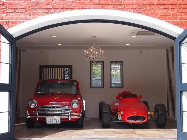 「その他」「オースチン MINI」「SUV・クロカン」「広島県」の中古車2