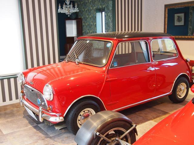 「その他」「オースチン MINI」「SUV・クロカン」「広島県」の中古車3
