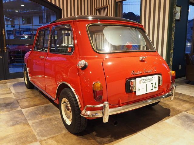 「その他」「オースチン MINI」「SUV・クロカン」「広島県」の中古車4