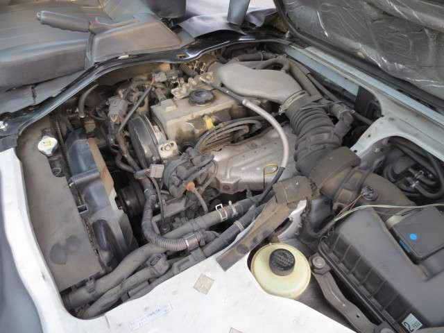 日産 バネットバン DX 平床 Wタイヤ タイミングベルト交換済