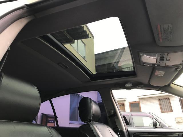 トヨタ アリスト S300ベルテックスエディション サンルーフ 車高調