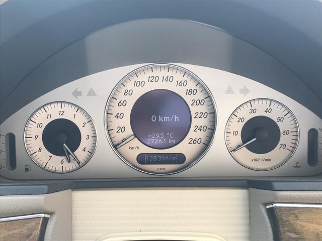 E320アバンギャルド サンルーフ 白革 AMGタイプエアロ(15枚目)