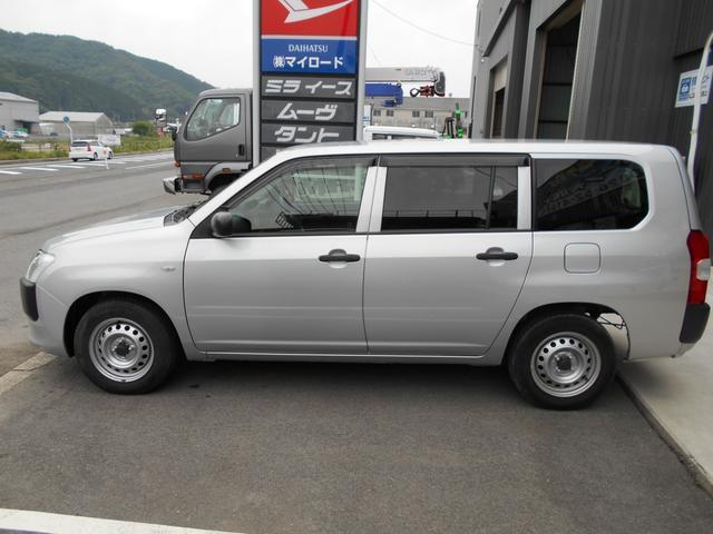 「トヨタ」「プロボックス」「ステーションワゴン」「広島県」の中古車43