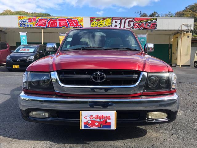 「トヨタ」「ハイラックススポーツピック」「SUV・クロカン」「岡山県」の中古車10