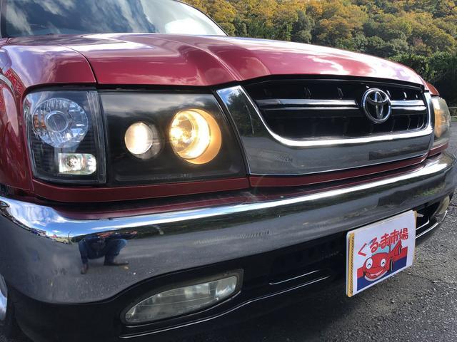 「トヨタ」「ハイラックススポーツピック」「SUV・クロカン」「岡山県」の中古車12