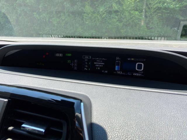 Aツーリングセレクション モデリスタエアロ トヨタセーフティセンス 純正9インチSDナビ フルセグTV バックモニター Bluetoothオーディオ レザーシート クルーズコントロールシートヒーター外品18インチアルミホイール(39枚目)