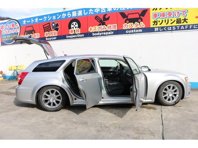 ダッジ ダッジ マグナム SXT 車高調 HDDナビ