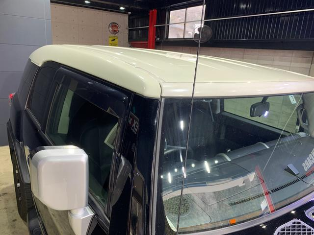 「トヨタ」「FJクルーザー」「SUV・クロカン」「岡山県」の中古車7