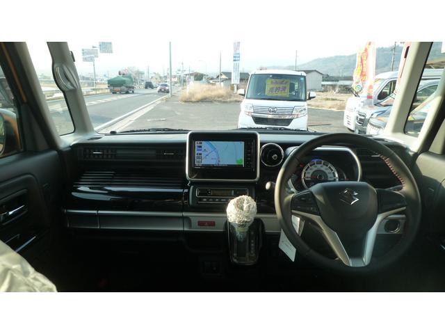 「スズキ」「スペーシアカスタム」「コンパクトカー」「岡山県」の中古車11