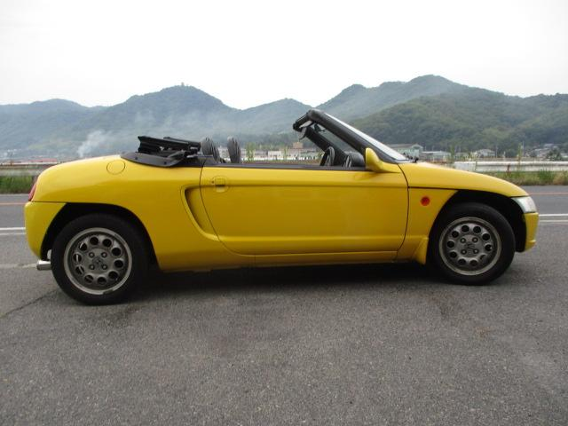 「ホンダ」「ビート」「オープンカー」「岡山県」の中古車3