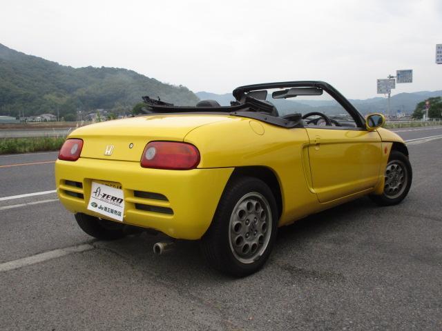 「ホンダ」「ビート」「オープンカー」「岡山県」の中古車4